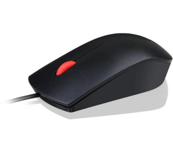 Lenovo myš Essential Wired CZ (1PSM50L24505) + DOPRAVA ZDARMA