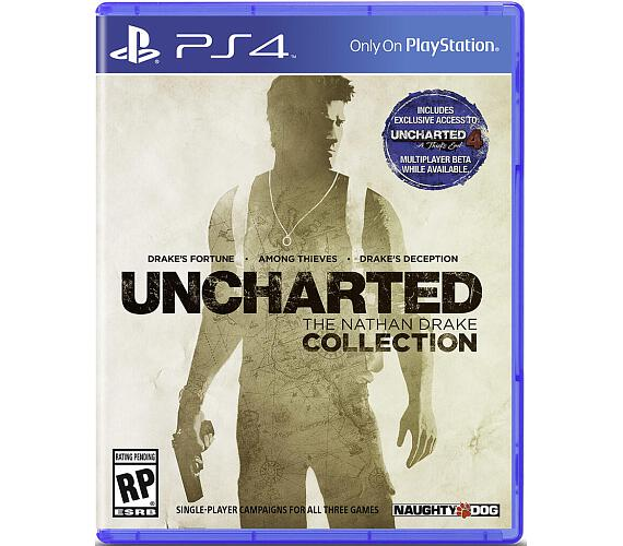 PS4 - Uncharted NDC HITS (PS719711414)