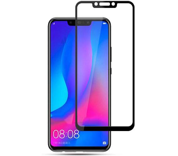 Aligator ochranné sklo GlassPrint Huawei Nova 3 černá (GLP0036)