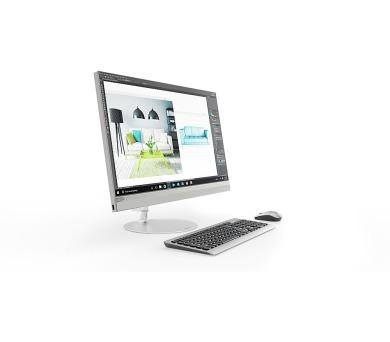 "Lenovo IdeaCentre AIO 520 27""QHD/I5-8400T/8GB/1TB+128SSD/RX5504GB/DVD/W10 střírbný (F0DE005FCK)"
