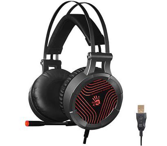 A4tech Bloody G530 herní sluchátka s mikrofonem 7.1.