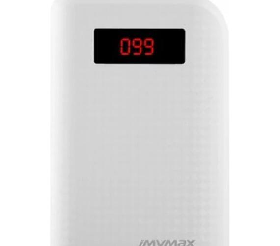 MyMAx PowerBank 10000mAh White (8596311033506)