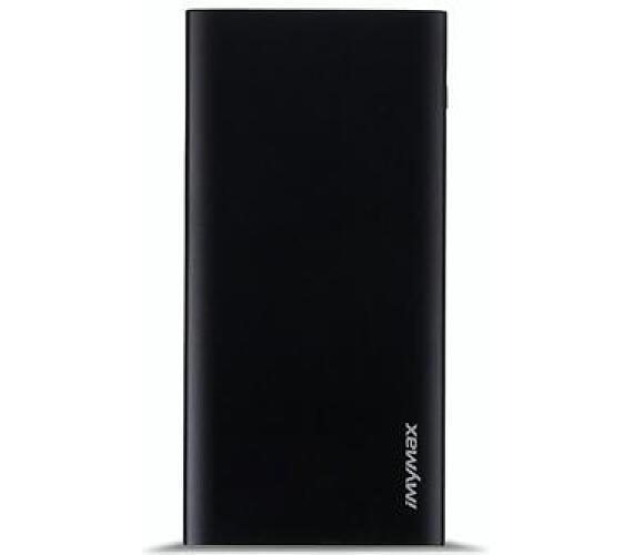 MyMAx X10 Slim PowerBank 10000mAh Black (8596311033551)
