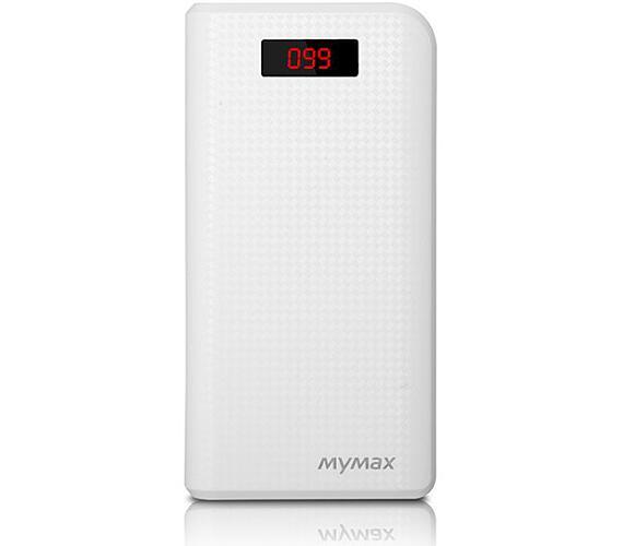MyMAx PowerBank 30000mAh White (8596311033544)