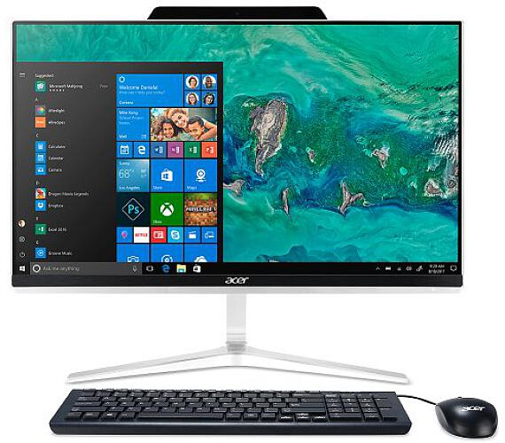 "Acer Aspire Z24-890 ALL-IN-ONE 23,8"" LED FHD/i5-8400T/8GB/1TB+16GB/DVDRW/W10 Home (DQ.BCBEC.001)"