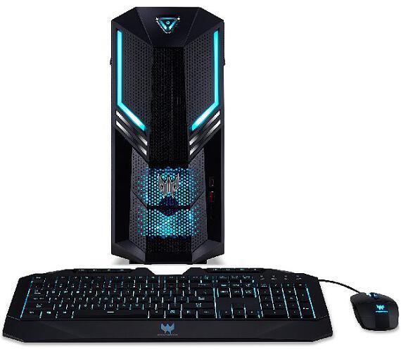 Acer Predator PO3-600 Orion Ci7 8700/2000GB 7200rpm+32GB Optane/16GB DDR4/ RTX 2070/DVD-RW/W10 Home (DG.E14EC.016)