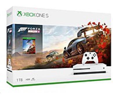 XBOX ONE S 1TB + Forza Horizon 4 (234-00560)