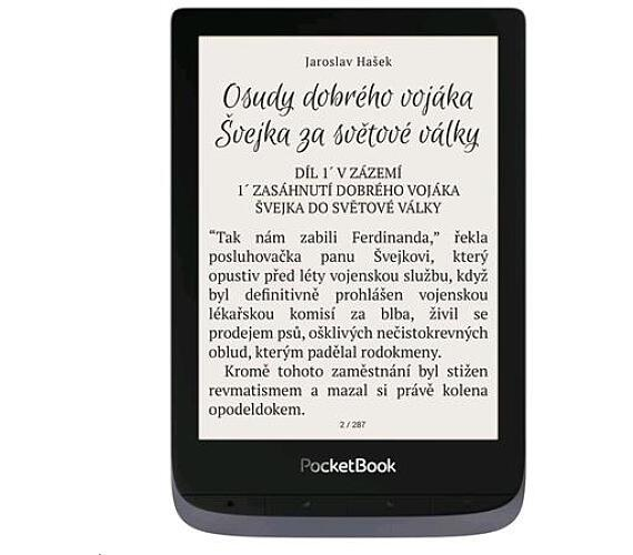 E-book POCKETBOOK 632 Touch HD 3 + DOPRAVA ZDARMA