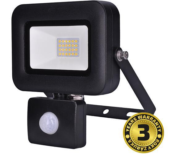 LED reflektor PRO s čidlem pohybu 20W černý