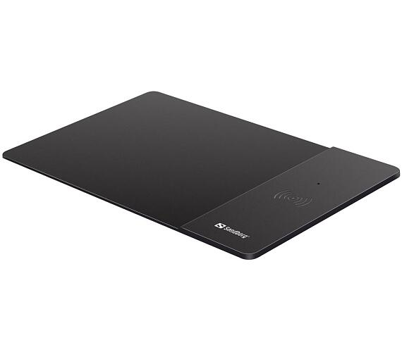 Sandberg Wireless Charger Mousepad 10W + DOPRAVA ZDARMA