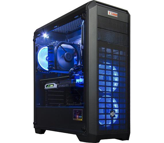 HAL3000 Master Gamer Optane IEM 16G2070 / Intel i5-9600K/ 16GB + 16GB Optane/ RTX 2070/ 240GB SSD + 1TB HDD/ W10 (PCHS2305)