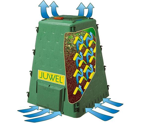 Kompostér Lanit Plast JUWEL AEROQUICK 420