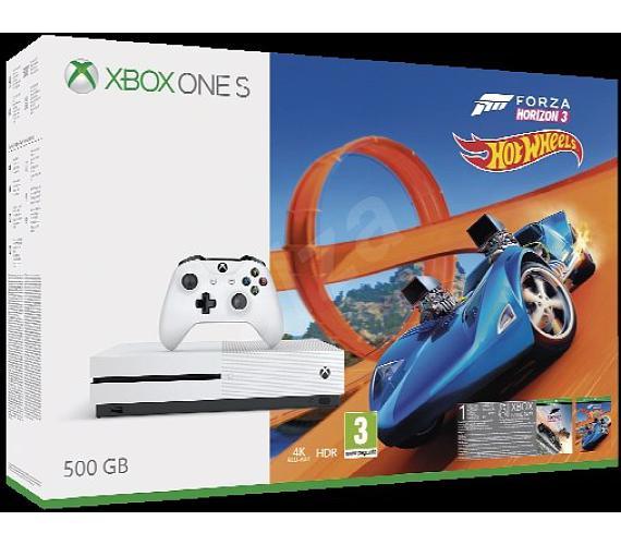 XBOX ONE S - 500GB + Forza Horizon 3 (ZQ9-00211)