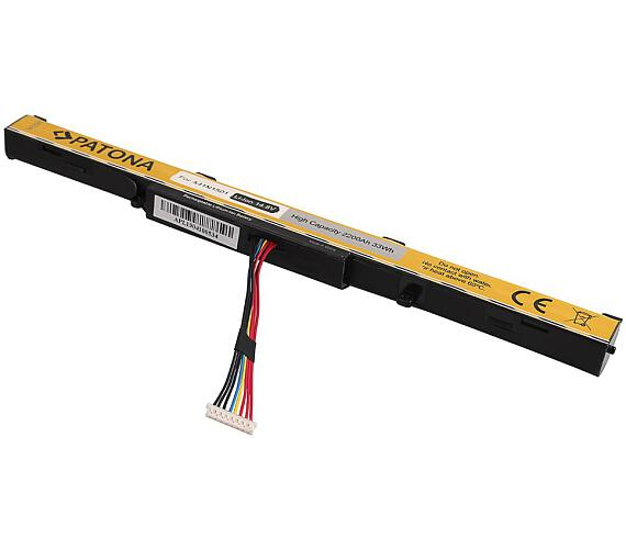 PATONA baterie pro ntb ASUS N552/N752 3200mAh Li-lon 15V (PT2822) + DOPRAVA ZDARMA