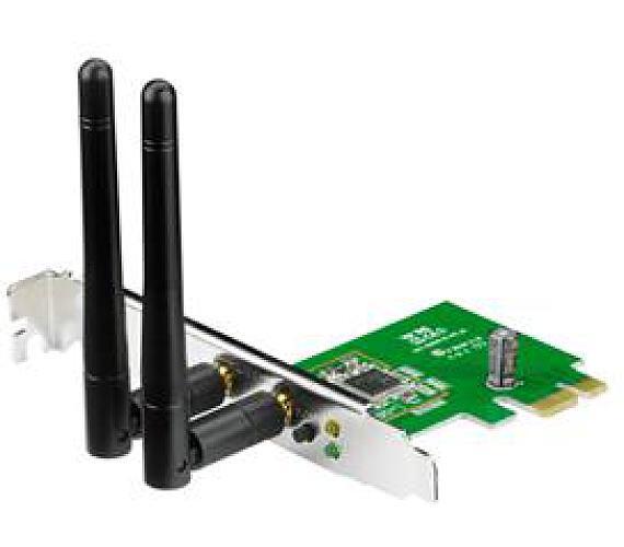ASUS PCE-N15 - Wireless 300Mbps PCI-E card (90-IG1U003M00-0PA0-)