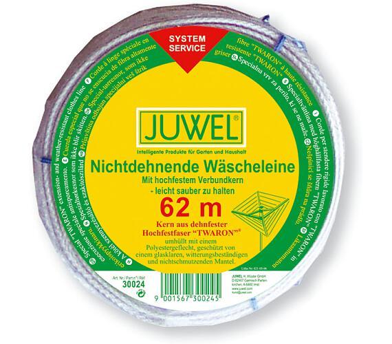 Lanit Plast JUWEL - prádelní šňůra TWARON 62 m