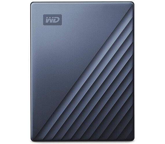 "Ext. HDD 2,5"" WD My Passport Ultra 4TB modro-černá (WDBFTM0040BBL-WESN)"