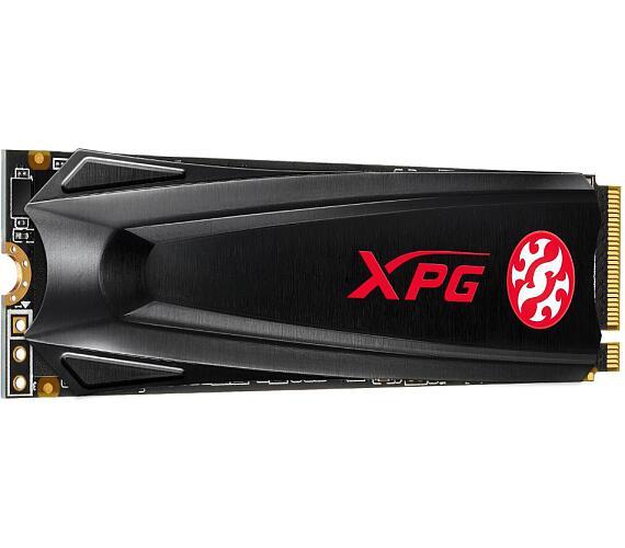 ADATA XPG GAMMIX S5 256GB SSD / Interní / PCIe Gen3x4 M.2 2280 / 3D NAND (AGAMMIXS5-256GT-C)
