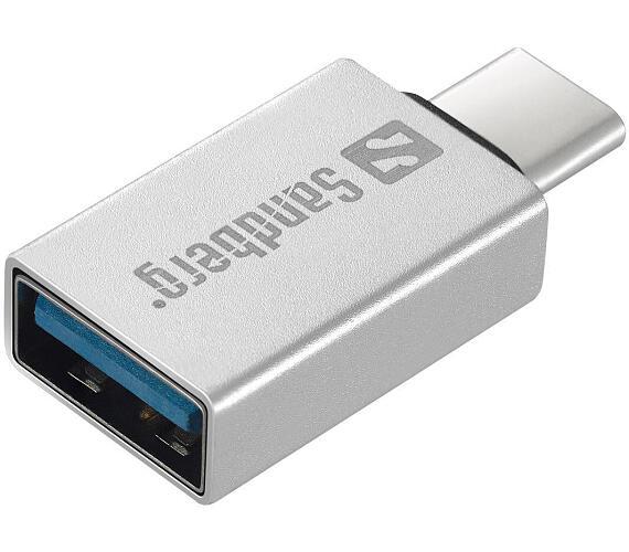 Sandberg USB-C konvertor