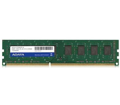 2GB DDR3 1333MHz ADATA CL9 single pack (AD3U133322G9-S)
