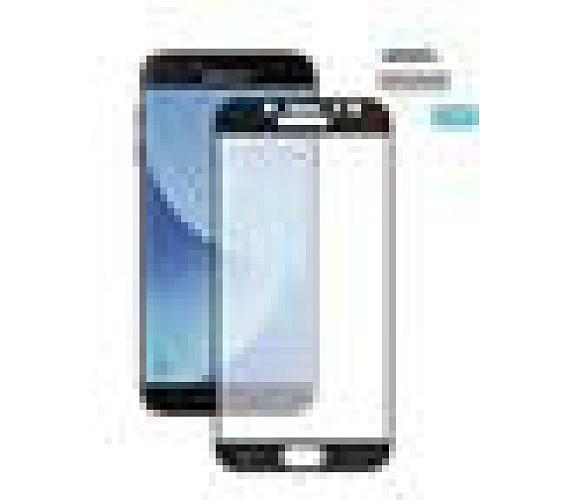 Tactical Tvrzené Sklo 2.5D Black pro Samsung Galaxy A7 2018 (EU Blister)