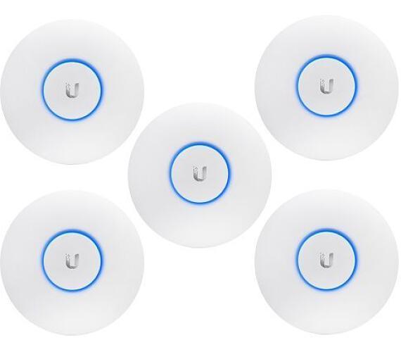 Ubiquiti Unifi Enterprise AP AC Lite (300/867Mbps) 5pack (UAP-AC-LITE-5) + DOPRAVA ZDARMA