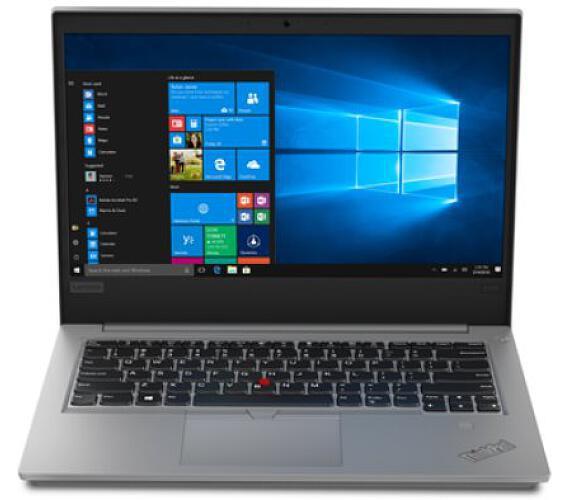 "Lenovo ThinkPad E490 i7-8565U/8GB/256GB SSD+1TB-5400/Integrated/14""FHD IPS/W10Pro stříbrná (20N8000WMC)"