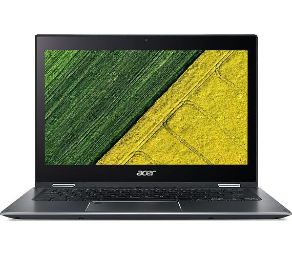 "Acer Spin 5 - 13,3T""/i5-8265U/8G/256SSD/W10 šedý + stylus (NX.H62EC.002)"