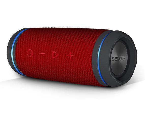 Sencor SSS 6100N Sirius Mini červený + DOPRAVA ZDARMA