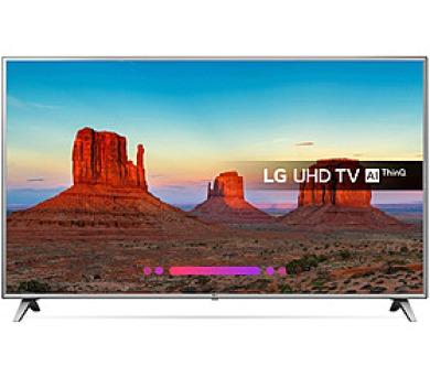 86UK6500PLA Ultra HD LED TV LG + DOPRAVA ZDARMA