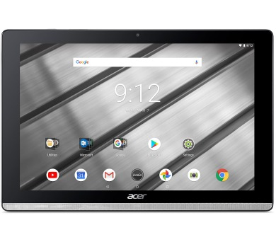 "Acer Iconia One 10 - 10""/MT8167A/16GB/2G/IPS FullHD/Android 8.1 stříbrný (NT.LEWEE.005)"