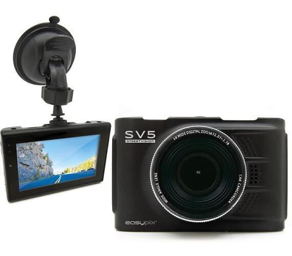 EasyPix Streetvision SV5 + DOPRAVA ZDARMA