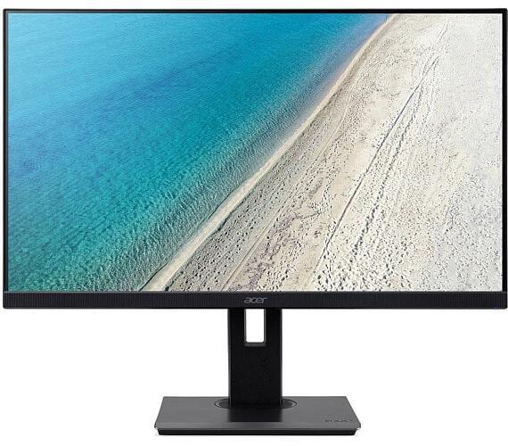 Acer B277U - IPS,WQHD,4ms,75Hz,350cd/m2 + DOPRAVA ZDARMA
