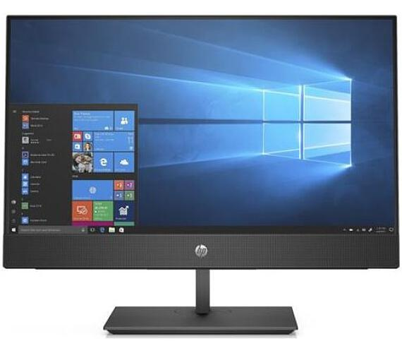 "HP ProOne 440 G4 / 23,8"" NT / Intel i3-8100T/4GB/16GB Optane + 1TB HDD/Intel HD/ DVDRW/ SD MCR/Win 10 Pro (5FY54EA#BCM)"