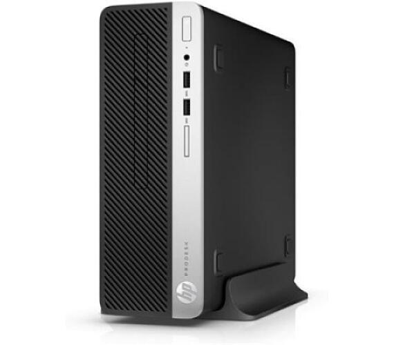 HP ProDesk 400G5 SFF Intel i3-8300 / 4GB / 128 GB SSD / Intel HD / DVD-RW/ W10 Pro (6BD73EA#BCM)