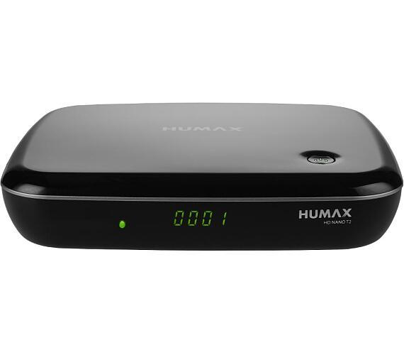 Humax NANO T2 + DVB-T2 OVĚŘENO