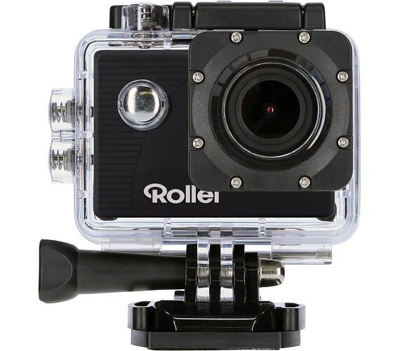 "Rollei ActionCam 372/ 1080p/30 fps/ 140°/ 2"" LCD/ 40m pzd./ Wi-Fi/ Černá (40140)"