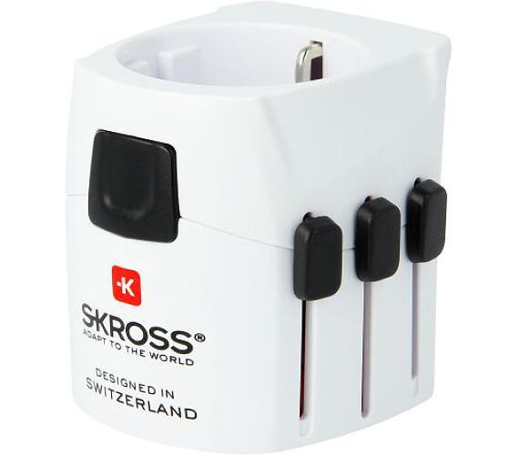 SKROSS World PRO Light cestovní adaptér