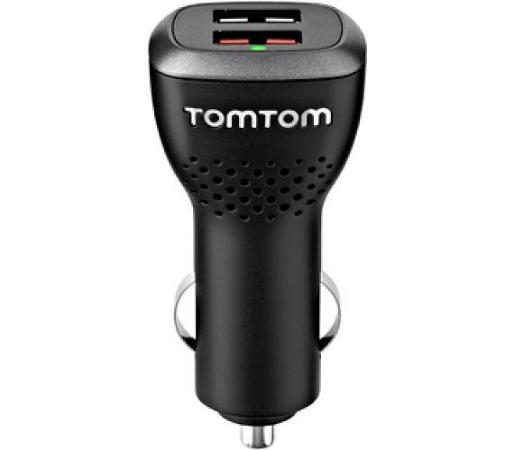 TomTom USB rychlonabíječka do auta duální (2xUSB) (9UUC.001.26)