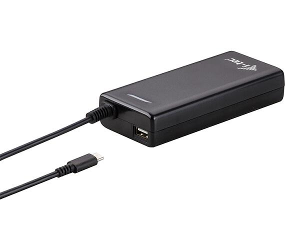 I-TEC Universal Charger USB-C PD 3.0 + 1x USB 3.0