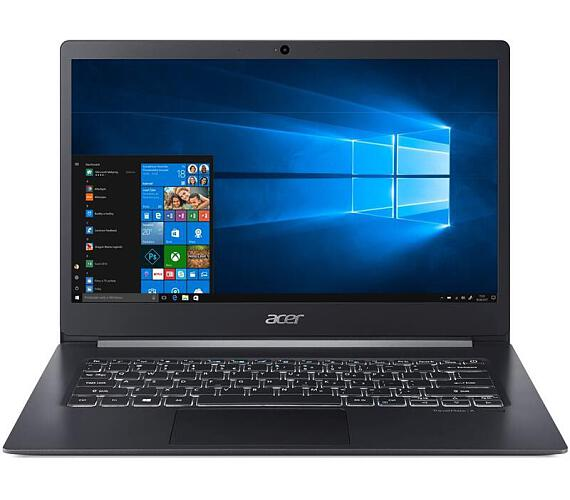 """Acer TravelMate X5 (TMX514-51-533T) i5-8265U/8GB+N/A/512 GB SSD+N/HD Graphics/14"""" FHD IPS matný/BT/W10 Pro/Black (NX.VJ7EC.002)"""
