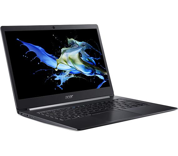 "Acer TravelMate X5 (TMX514-51T-72TS) i7-8565U/16GB+N/A/512GB SSD+N/HD Graphics/14"" FHD IPS Multi-touch/BT/W10 Pro/Black (NX.VJ8EC.003"