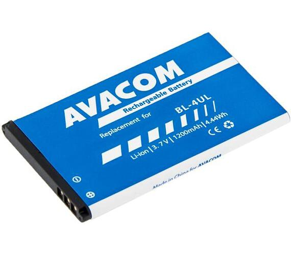AVACOM do mobilu Nokia 225 Li-Ion 3,7V 1200mAh (náhrada BL-4UL) (GSNO-BL4UL-S1200)