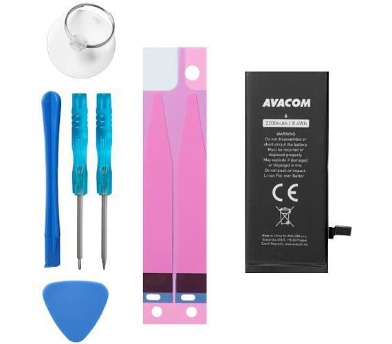 Avacom baterie pro Apple iPhone 6 - vysokokapacitní
