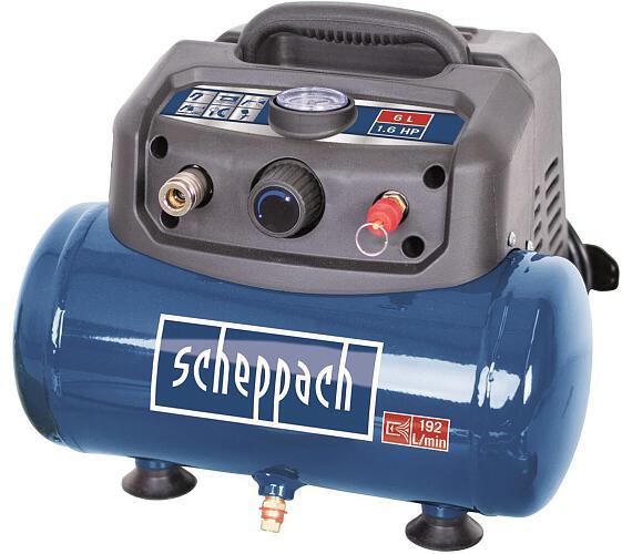 Scheppach HC 06 + ZÁRUKA 4 roky! + DOPRAVA ZDARMA