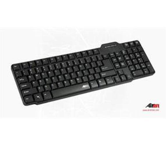 AIREN KEYBOARD AiBoard Office Black CZ (AIREN AB-OFFICEB)