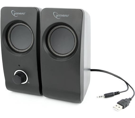 "GEMBIRD Stereo speaker set ""Tsunami"""