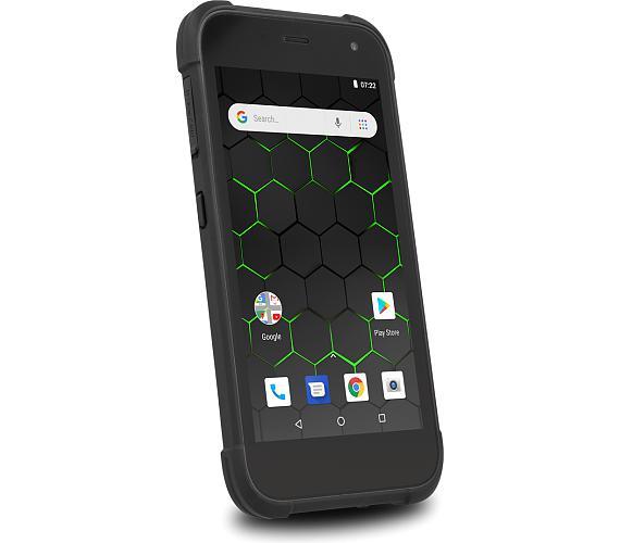 myPhone Hammer Active 2 černý + DOPRAVA ZDARMA