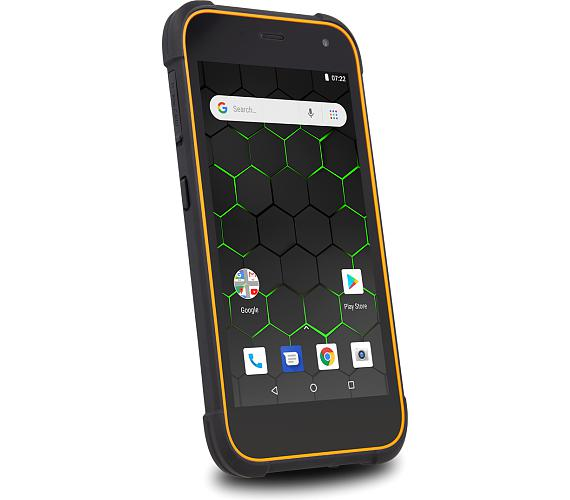 myPhone Hammer Active 2 oranžový + DOPRAVA ZDARMA