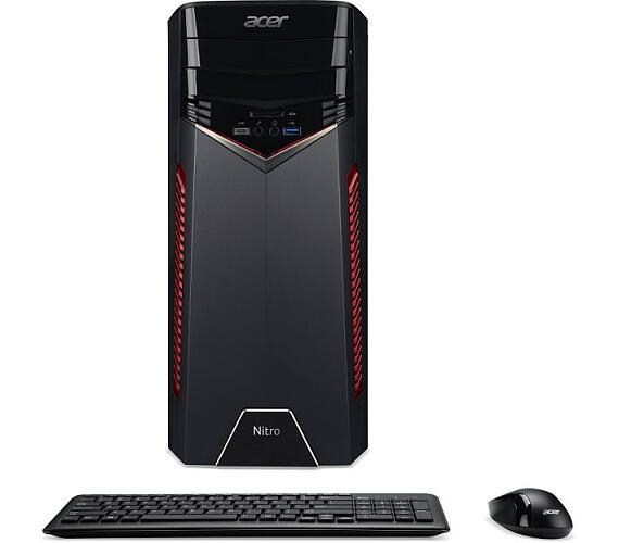 Acer Nitro GX50-600 i5-8400/8GB/1TB/DVDRW/GTX 1050 Ti/W10 Home (DG.E0WEC.025)